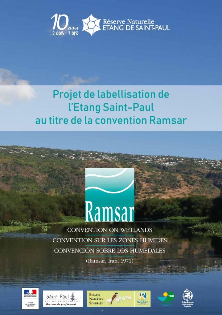 Projet de labellisation de l'Etang Saint-Paul au titre de la Convention Ramsar