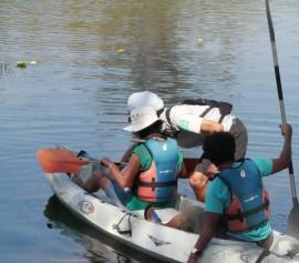 Au fil des canaux - Visite kayak