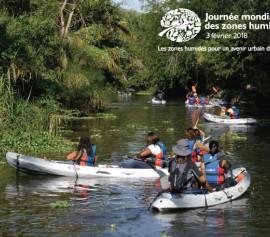 Visite libre en kayak sur le Matoutia
