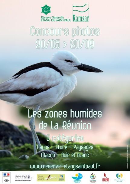 Seconde édition du concours photo : Les zones humides de La Réunion