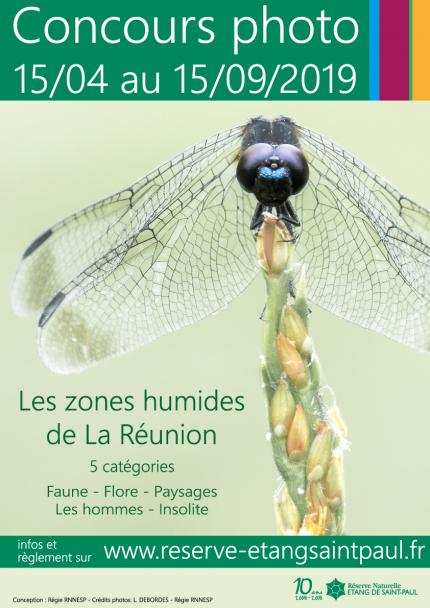 Concours photo : Les zones humides de La Réunion