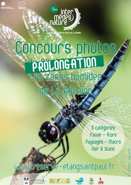 3ème édition du concours photo : Les zones humides de La Réunion ** PROLONGATION
